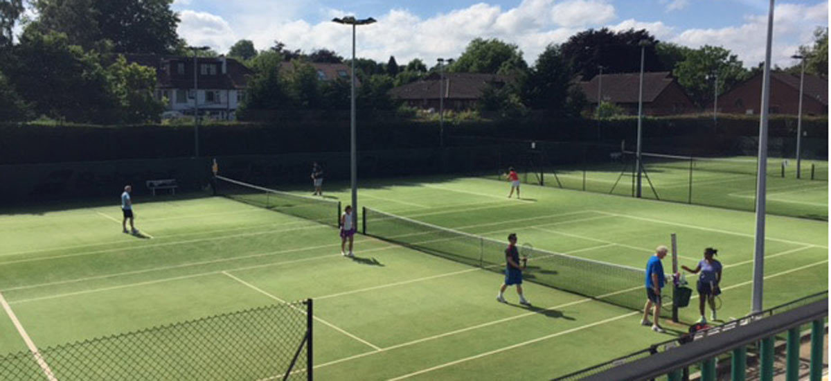 Enfield Chase Tennis Club